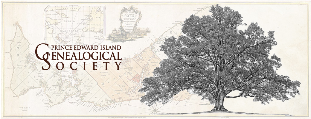 Welcome to the PEI Genealogical Society